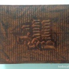 Libros antiguos: LA SANTA BIBLIA EDICIONES PAULINAS. Lote 108977511
