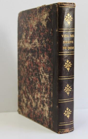 Libros antiguos: VIDA DEL SIERVO DE DIOS GREGORIO LÓPEZ, escrita por el Padre [...] Cura de Almas, que fue de la Igle - Foto 4 - 109024071