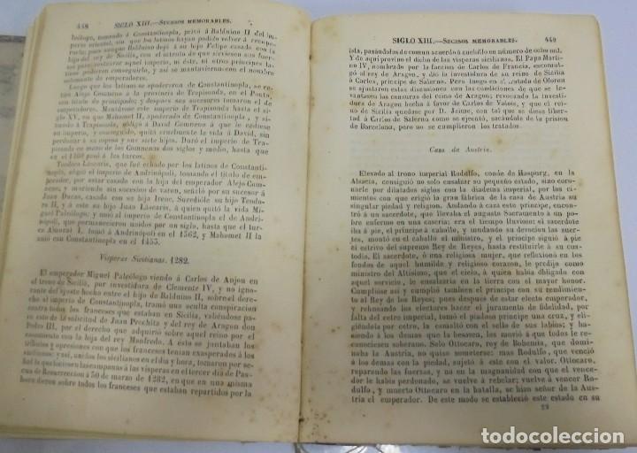 Libros antiguos: CLAVE HISTORIAL. FRAY HENRIQUE FLOREZ. MADRID. 1854. LEER - Foto 4 - 109446883