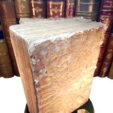 Libros antiguos: IMPORTANTE OBRA POST-INCUNABLE MANUAL DE CONFESORES Y PENITENTES - MARTÍN DE AZPILICUETA - 1565 -. Lote 109538495