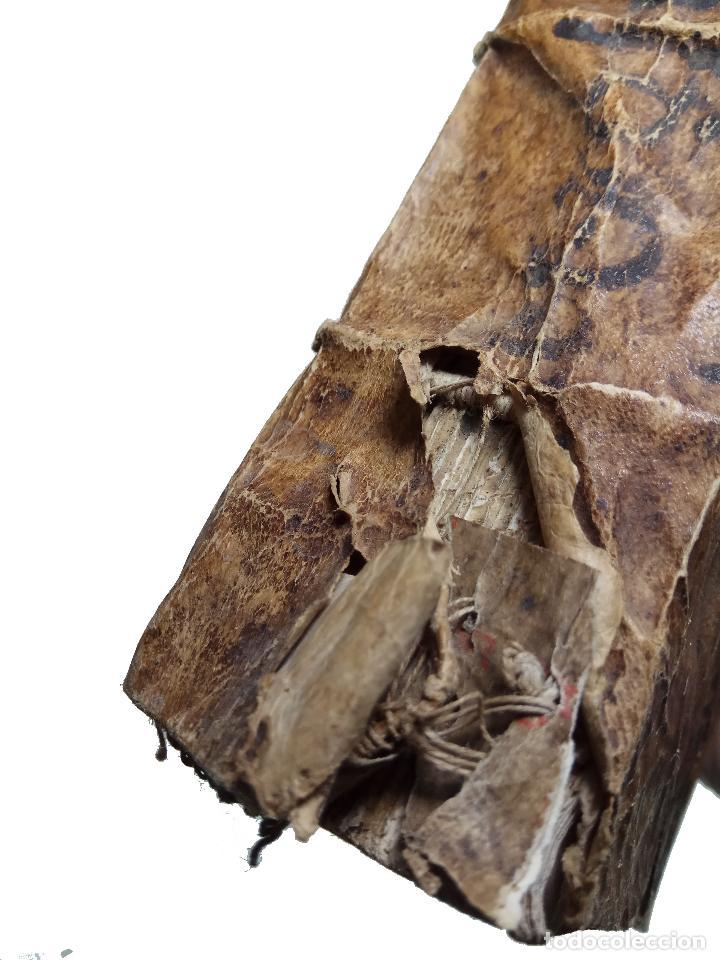Libros antiguos: IMPORTANTE OBRA POST-INCUNABLE MANUAL DE CONFESORES Y PENITENTES - MARTÍN DE AZPILICUETA - 1565 - - Foto 16 - 109538495