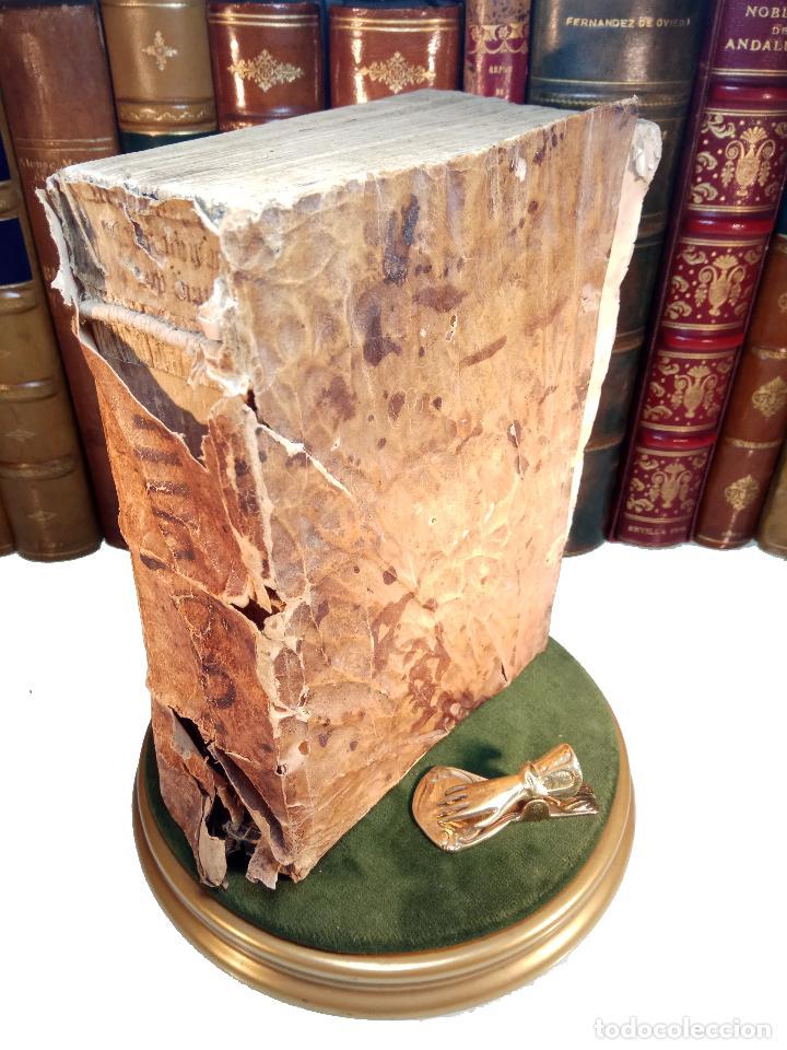 Libros antiguos: IMPORTANTE OBRA POST-INCUNABLE MANUAL DE CONFESORES Y PENITENTES - MARTÍN DE AZPILICUETA - 1565 - - Foto 17 - 109538495