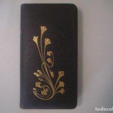 Libros antiguos: LIBRERIA GHOTICA. BREVIARIO MODERNISTA OFICIO DEL DOMINGO. 1904. GRABADOS. BELLA EDICION. . Lote 109550623
