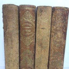 Libros antiguos: CROISSENT AÑO CRISTIANO DOMINICAS. Lote 109998186