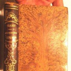 Libros antiguos: CATECISMO DE LA DOCTRINA CRISTIANA NIÑOS ANTONIO MARÍA CLARET 1875 IMPRENTA Y LIBRERÍA RELIGIOSA . Lote 110730695