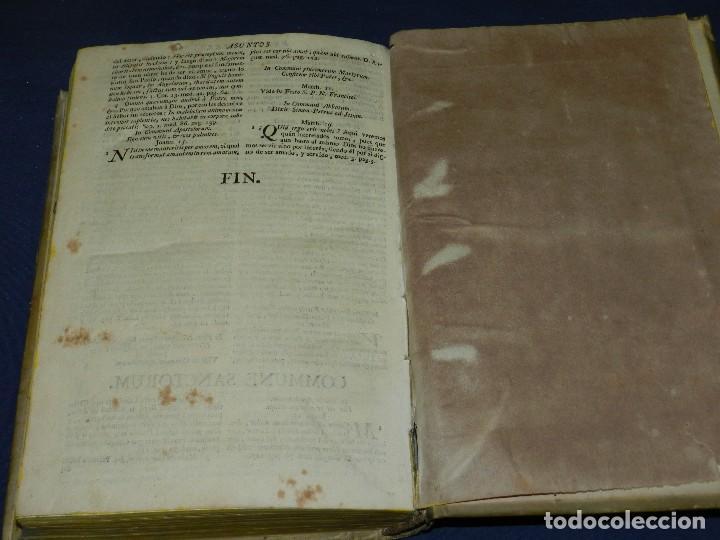 Libros antiguos: (3.4) FR DIEGO DE ESTELLA - TRATADO VANIDAD DEL MUNDO DIVIDIDO EN TRES LIBROS , MADRID MDCCLXXXVII - Foto 4 - 110963535