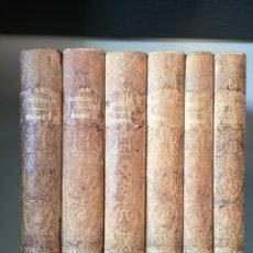 Libros antiguos: LA SANTA BIBLIA - FELIPE SCIO DE SAN MIGUEL - 6 TOMOS - COMPLETA. Lote 110989638