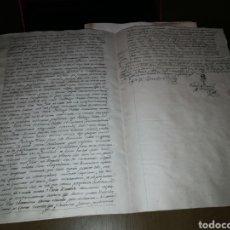 Libros antiguos: FACSÍMIL CARTA ARRAS DEL CID SILOÉ. Lote 111298474