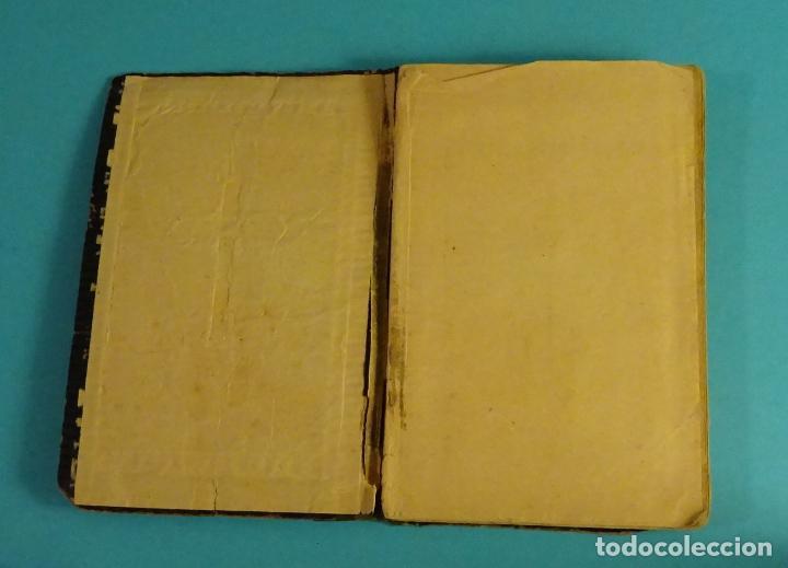 Libros antiguos: RECUERDO DEL MISIONERO O DEVOCIONARIO POPULAR SACADO EN PARTE DE LAS OBRAS DE SAN ALFONSO Mª LIGORIO - Foto 3 - 111825311