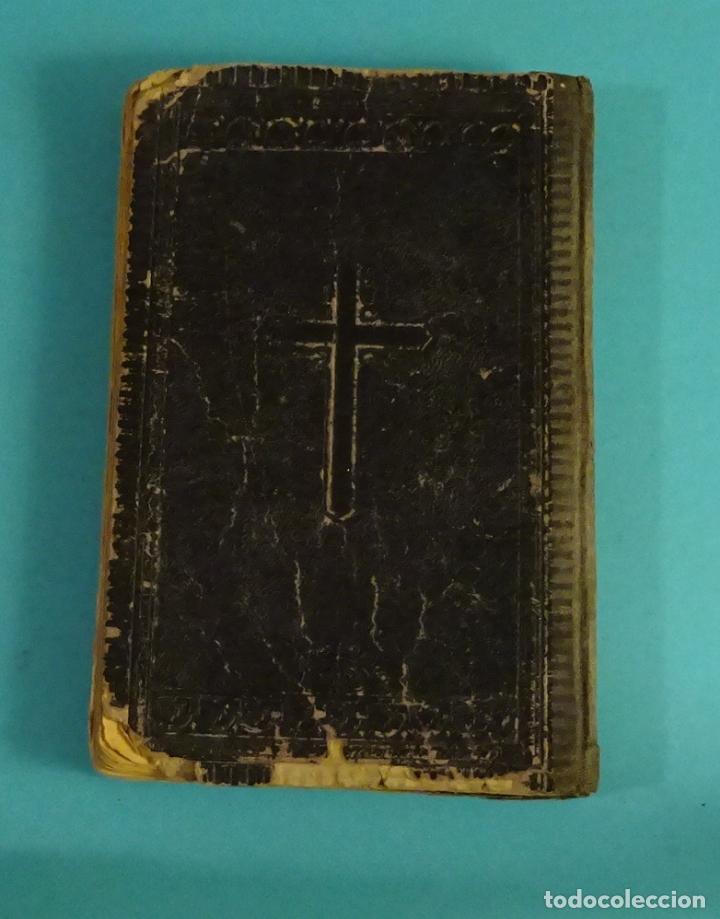 Libros antiguos: RECUERDO DEL MISIONERO O DEVOCIONARIO POPULAR SACADO EN PARTE DE LAS OBRAS DE SAN ALFONSO Mª LIGORIO - Foto 5 - 111825311