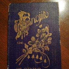 Libros antiguos: LIBRO MANOJITO DE FLORES TERESIANAS - AÑO 1901. Lote 112925143