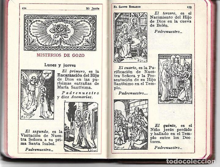 Libros antiguos: PRECIOSO Y ANTIGUO DEVOCIONARIO PARA LOS NIÑOS DE 1962 ILUSTRADO 254 PAGINAS - Foto 2 - 112960335