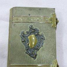 Libros antiguos: EL ÁNGEL DE LA INFANCIA-DEVOCIONARIO DEDICADO A LOS NIÑOS-G. MAURI, MILÁN 1894-TAPAS METÁLICAS. Lote 113359983