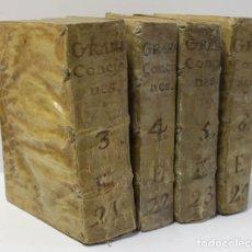Alte Bücher - PRIMUS TOMUS CONCIONUM DE TEMPORE, quae prima Dominica Adventus... GRANADA, Fray Luis de. 1581. - 109021127