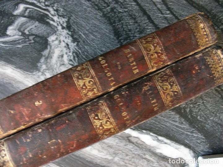 Libros antiguos: EL MARTIR DEL GOLGOTA.PEREZ ESCRICH,1866, COMPLETA EN DOS TOMOS, TRADICIONES ORIENTE 2ª EDIC. - Foto 2 - 113509703