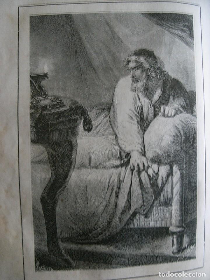 Libros antiguos: EL MARTIR DEL GOLGOTA.PEREZ ESCRICH,1866, COMPLETA EN DOS TOMOS, TRADICIONES ORIENTE 2ª EDIC. - Foto 9 - 113509703