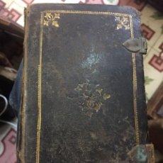 Libros antiguos: OFICIO DE LA SEMANA SANTA. IMPRENTA A DE SANCHA MADRID 1776.. Lote 113917411