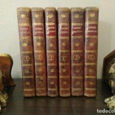Libros antiguos: AÑO CHRISTIANO O EXERCIOS DEVOTOS - MADRID 1789 - AÑO CRISTIANO. Lote 114668443