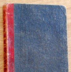 Libros antiguos: LA LEY DE DIOS, COLECCION DE LEYENDAS BASADAS EN PRECEPTOS DEL DECÁLOGO - MARÍA SINUÉS AÑO 1858. Lote 114707183