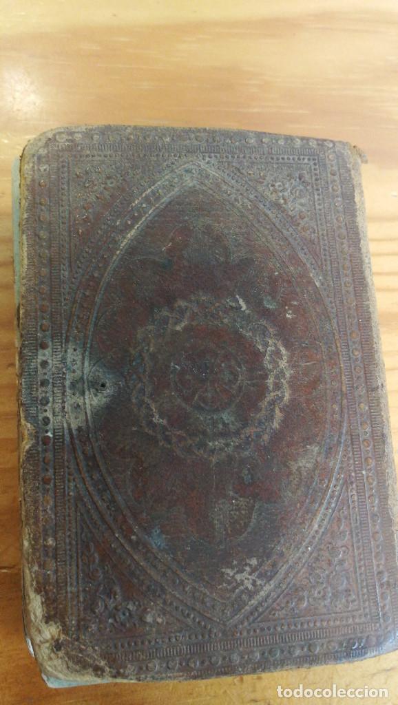 Libros antiguos: ANCORA DEL CRISTIANO POR P.BERNARDO DE LA CRUZ, 1.866. - Foto 2 - 115271735
