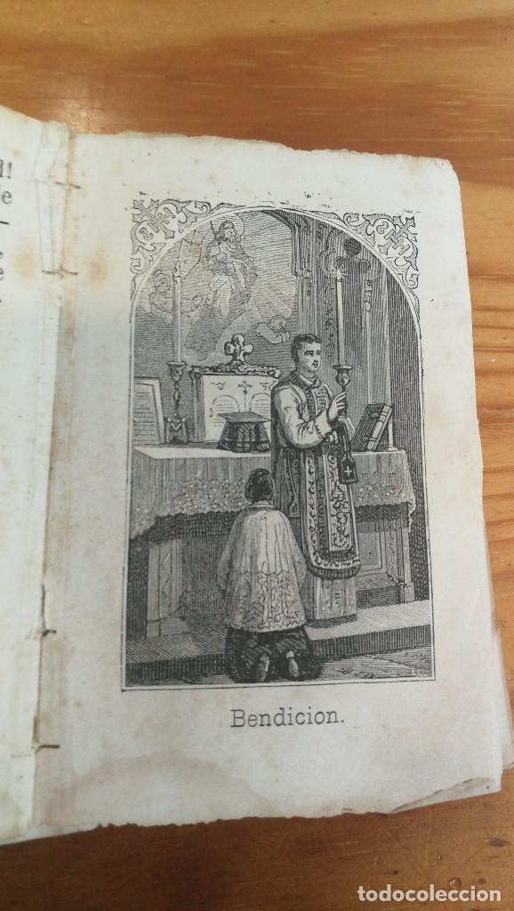 Libros antiguos: ANCORA DEL CRISTIANO POR P.BERNARDO DE LA CRUZ, 1.866. - Foto 4 - 115271735