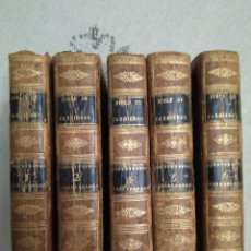 Libros antiguos: SAINTE BIBLE DE CARRIÈRES. 1819.. Lote 115579527