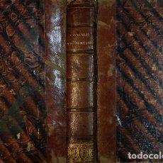 Libros antiguos: CONCILIO DE TRENTO. SACROSANCTI ET OECUMENICI CONCILII TRIDENTINI...CANONES ET DECRETA. AMBERES,1677. Lote 115660219