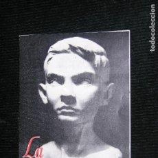 Libros antiguos: F1 LA SAGRADA FAMILIA FOLLETO CONTIENE LA PARTITURA DEL HIMNO CENTENARIO DE LA FUNDACION 1894-1964. Lote 115918631