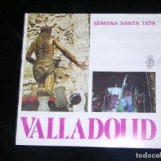 Libros antiguos: F1 VALLADOLID SEMANA SANTA 1979. Lote 115920651