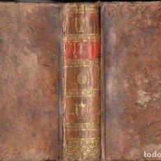 Libros antiguos: J. RIGUAL : OFICIO DE LA SEMANA SANTA Y SEMANA DE PASQUA LATÍN Y CASTELLANO (ROCA Y GASPAR, 1803). Lote 116156219