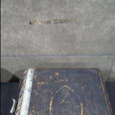 Libros antiguos: VIEJA BIBLIA EN INGLES.HOLY BIBLE. 1869.MDCCCLXIX.PARA RESTAURAR.ILUSTRACIONES COLOR. Lote 116183075