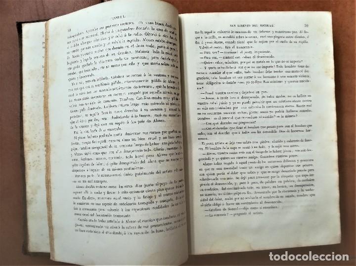 Libros antiguos: LIBRO SIGLOXIX,LOS FRAILES Y SUS CONVENTOS,AÑO 1851,TOMOII,HOGUERA CABALLEROS TEMPLARIOS,INQUISICION - Foto 7 - 116364059