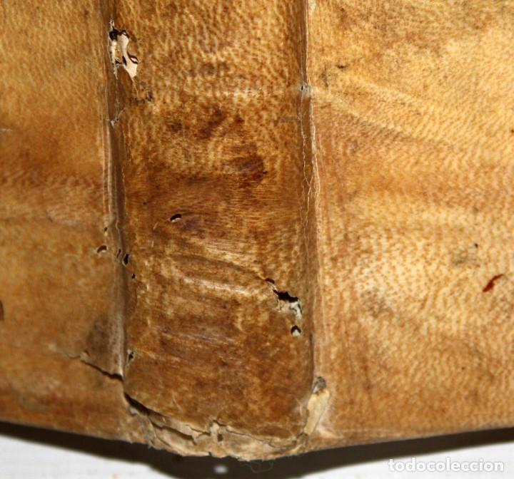 Libros antiguos: LA PAZ INTERIOR POR AMBROSIO DE LOMBEZ . IMPRENTA DE FRANCISCO MORENO DEL AÑO 1771 - Foto 10 - 116647767