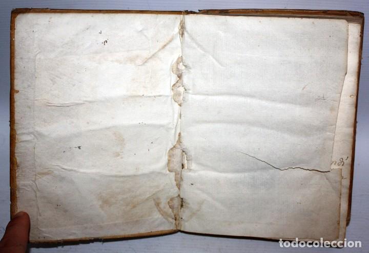 Libros antiguos: LA PAZ INTERIOR POR AMBROSIO DE LOMBEZ . IMPRENTA DE FRANCISCO MORENO DEL AÑO 1771 - Foto 11 - 116647767