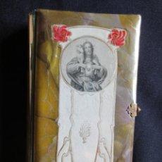 Libros antiguos: DEVOCIONARIO DE ORACIONES INSTITUTO ITALIANO DE ARTES GRAFICAS, BERGAMO. 1889. Lote 117328963