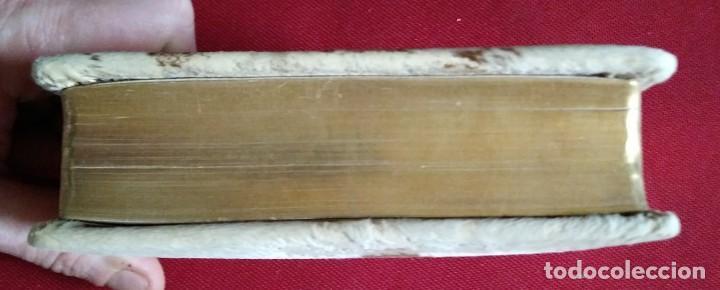 Libros antiguos: 1949 Ancora de salvación. Preciosa encuadernación. Nihil Obstat Vesar F. Pedotti. Antonio Rocca - Foto 8 - 117919979