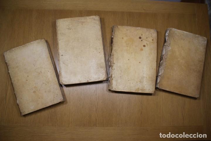 Libros antiguos: 4 LIBROS SIGLO XVI. 1581. PERGAMINO. D. IOANNIS CHRYSOSTOMI ARCHIEPISCOPI CONSTANTINOPOLITANI OPERUM - Foto 3 - 118003707
