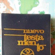 Libros antiguos: NUEVO TESTAMENTO, EDICIONES PAULINAS, 1977. Lote 118339703