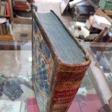 Libros antiguos: VIDA DE LA PRODIGIOSA VIRGEN MARIA MAGDALENA DE PAZZIS. MADRID. 1754. Lote 118289539