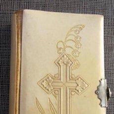 Libros antiguos: LIBRO DE HORAS ABREVIADO .. Lote 118391283