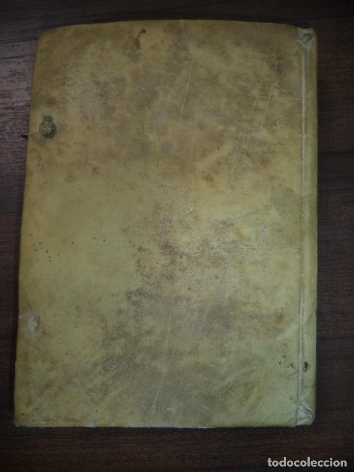 Libros antiguos: JOAN GOTTLIEB HEINECCII. ELEMENTA JURIS NATURE ET GENTIUM. CASTIGATIONIBUS EX CATHOLICORUM . 1789. - Foto 4 - 118520407