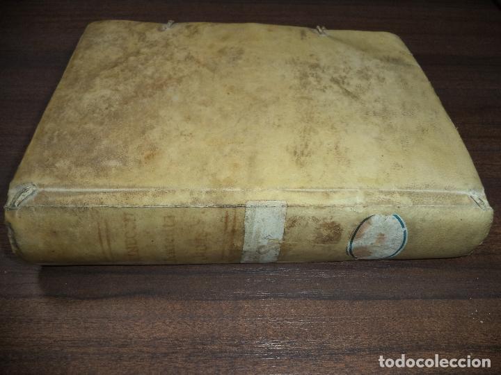 Libros antiguos: JOAN GOTTLIEB HEINECCII. ELEMENTA JURIS NATURE ET GENTIUM. CASTIGATIONIBUS EX CATHOLICORUM . 1789. - Foto 5 - 118520407
