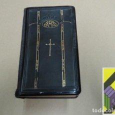 Libros antiguos: CLARET, ANTONIO MARÍA: ANCORA DE SALVACIÓN. CAMINO RECTO Y SEGURO PARA LLEGAR AL CIELO. .... Lote 118538375