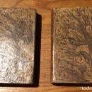 Libros antiguos: CONFESIONES DE SAN AGUSTÍN-2TOMOS(58€). Lote 118749371