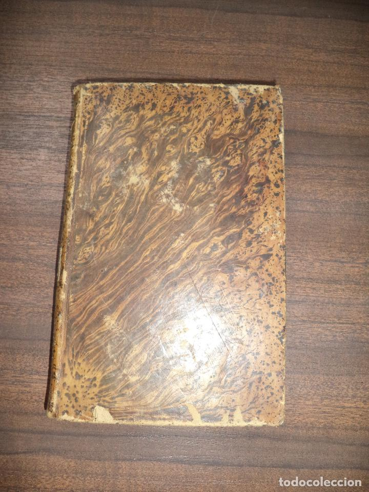 LA UNICA COSA NECESARIA O REFLEXIONES, PENSAMIENTO Y ORACIONES PARA MORIR SANAMENTE. 1856. (Libros Antiguos, Raros y Curiosos - Religión)
