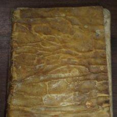 Libros antiguos: ARCO IRIS DE PAZ, CUYA CUERDA ES LA CONSIDERACION Y MEDITACION. FR. PEDRO DE STA. Mª Y ULLOA. 1765. . Lote 119082743
