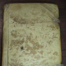 Libros antiguos: DISCURSOS ESPIRITUALES,SOBRE LOS ASSUMPTOS MAS IMPORTANTES PARA LA VIDA CHRISTIANA.D.J. CROISET.1768. Lote 119164635