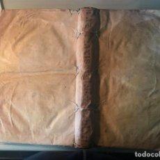 Libros antiguos: PRAXI ECCLESIASIASTICA ET SECULARIS CUM ACTIONUM FOR MULIS ET ACTIS, 1724. PERGAMINO LATÍN . Lote 119286031