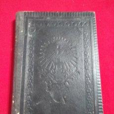 Libros antiguos: DEVOTO DEL SAGRADO CORAZON DE JESUS 13ª EDICION 1903. Lote 119345703