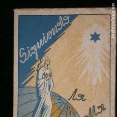Libros antiguos: F1 SIGIENDO A LA ESTRELLA MADRE CLARA MARIA DEL ESPIRITU SANTO MYERS.ILUSTRADO. Lote 119424547